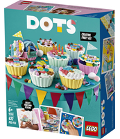 KLOCKI LEGO® DOTS KREATYWNY ZESTAW Z TORTEM 41926
