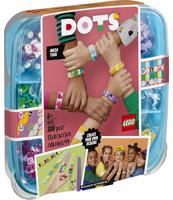 LEGO DOTS MEGAZESTAW BRANSOLETEK 41913