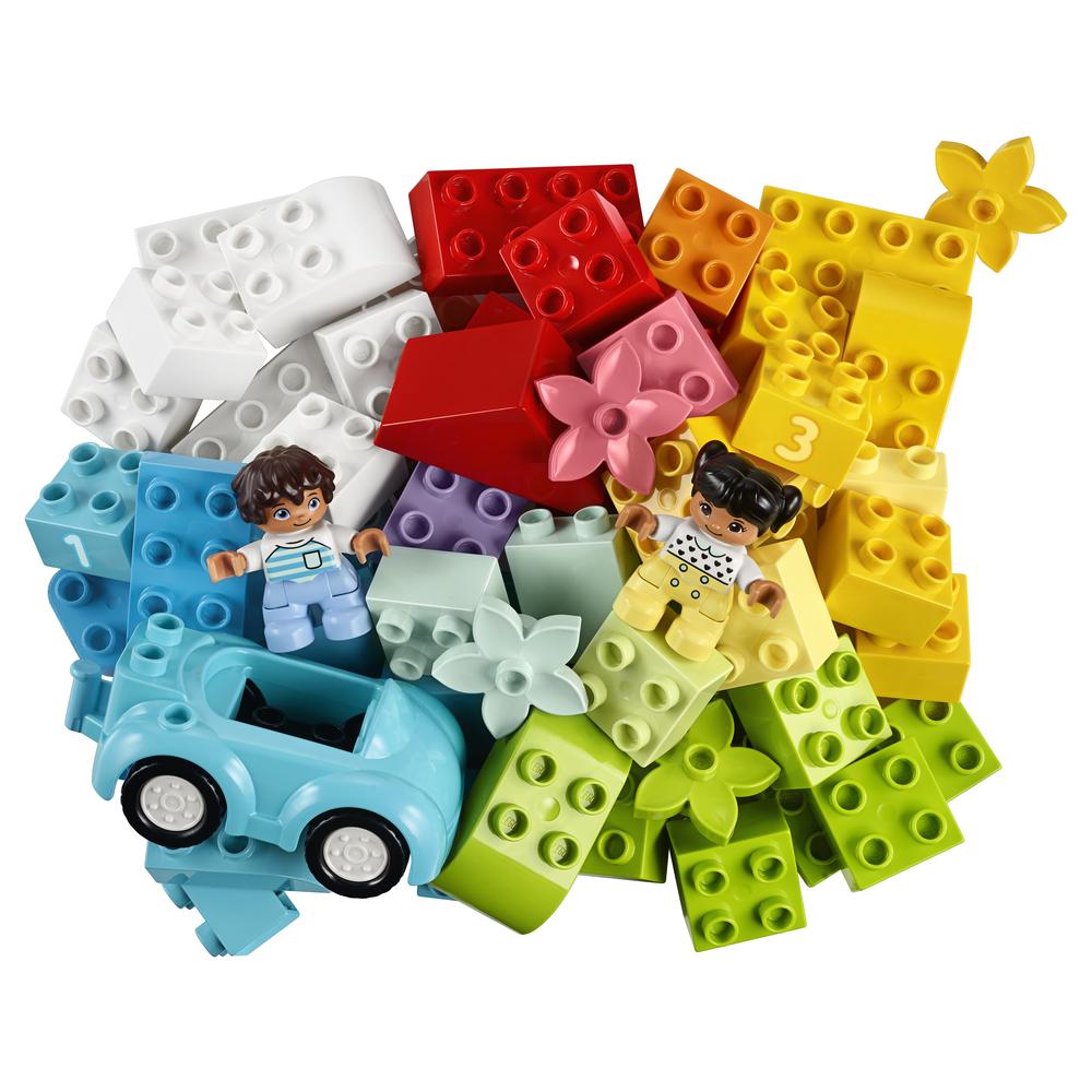 KLOCKI LEGO DUPLO CLASSIC PUDEŁKO Z KLOCKAMI 10913