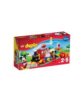 KLOCKI LEGO DUPLO DISNEY PARADA URODZINOWA MYSZKI MIKI I MINNIE 10597