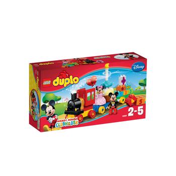 Klocki Lego Duplo Disney Parada Urodzinowa Myszki Miki I Minnie