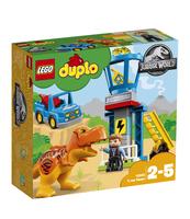 KLOCKI LEGO DUPLO JURASSIC PARK WIEŻA TYRANOZAURA 10880