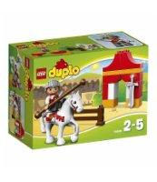 KLOCKI LEGO DUPLO TURNIEJ RYCERSKI 10568