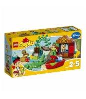 KLOCKI LEGO DUPLO JAKE ODWIEDZINY PIOTRUSIA PANA 10526
