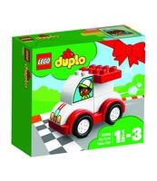 KLOCKI LEGO DUPLO 'MOJA PIERWSZA WYŚCIGÓWKA 10860