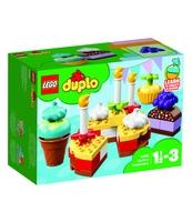 KLOCKI LEGO DUPLO MOJE PIERWSZE PRZYJĘCIE 10862
