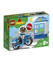 KLOCKI LEGO DUPLO MOTOCYKL POLICYJNY 10900