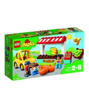 KLOCKI LEGO DUPLO NA TARGU 10867