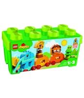 KLOCKI LEGO DUPLO POCIĄG ZE ZWIERZĄTKAMI 10863