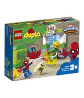 KLOCKI LEGO DUPLO SPIDER-MAN VS. ELECTRO 10893