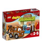 KLOCKI LEGO DUPLO SZOPA ZŁOMKA 10856