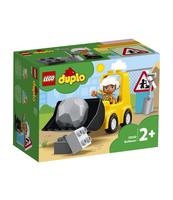 KLOCKI LEGO DUPLO TOWN BULDOŻER 10930