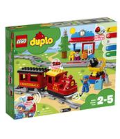 KLOCKI LEGO DUPLO TOWN POCIĄG PAROWY 10874