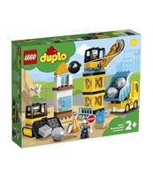 KLOCKI LEGO DUPLO TOWN ROZBIÓRKA KULĄ WYBURZENIOWĄ 10932