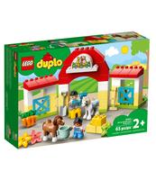 KLOCKI LEGO® DUPLO TOWN STADNINA I KUCYKI (10951)
