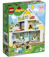KLOCKI LEGO DUPLO TOWN WIELOFUNKCYJNY DOMEK 10929