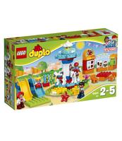 KLOCKI LEGO DUPLO WESOŁE MIASTECZKO 10841