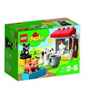 KLOCKI LEGO DUPLO ZWIERZĄTKA HODOWLANE 10870