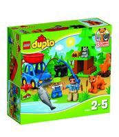 KLOCKI LEGO DUPLO WYCIECZKA NA RYBY 10583