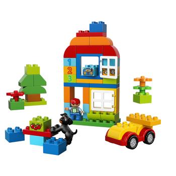 KLOCKI LEGO DUPLO UNIWERSALNY ZESTAW KLOCÓW 10572