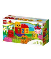 KLOCKI LEGO DUPLO MY FIRST MOJA PIERWSZA GĄSIENICZKA 10831
