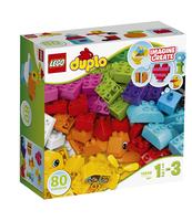 KLOCKI LEGO DUPLO MY FIRST MOJE PIERWSZE KLOCKI 10848