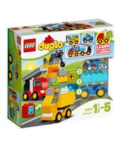 KLOCKI LEGO DUPLO MY FIRST MOJE PIERWSZE POJAZDY 10816