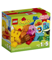 KLOCKI LEGO DUPLO MY FIRST ZESTAW KREATYWNEGO BUDOWNICZEGO LEGO® DUPLO® 10853