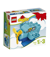 KLOCKI LEGO DUPLO MY FIRST MÓJ PIERWSZY SAMOLOT 10849