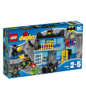 KLOCKI LEGO DUPLO SUPER HEROES JASKINIA BATMANA 10842