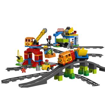 KLOCKI LEGO DUPLO POCIĄG ZESTAW DELUXE 10508