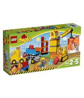 KLOCKI LEGO DUPLO WIELKA BUDOWA 10813