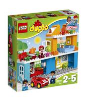 KLOCKI LEGO DUPLO TOWN DOM RODZINNY 10835