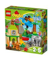 KLOCKI LEGO DUPLO TOWN DŻUNGLA 10804