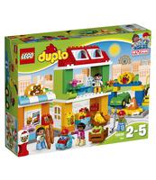 KLOCKI LEGO DUPLO TOWN MIASTECZKO 10836