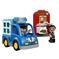 KLOCKI LEGO DUPLO TOWN PATROL POLICYJNY 10809