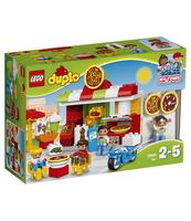 KLOCKI LEGO DUPLO TOWN PIZZERIA 10834