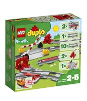 KLOCKI LEGO DUPLO TOWN TORY KOLEJOWE 10882