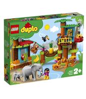 KLOCKI LEGO DUPLO TOWN TROPIKALNA WYSPA 10906