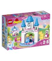 KLOCKI LEGO DUPLO PRINCESS MAGICZNY ZAMEK KOPCIUSZKA 10855
