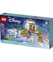 KLOCKI LEGO® DISNEY PRINCESS™ KRÓLEWSKI POWÓZ KOPCIUSZKA 43192