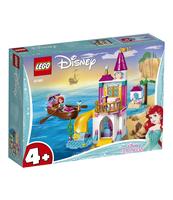 KLOCKI LEGO DISNEY PRINCESS NADMORSKI ZAMEK ARIELKI 41160