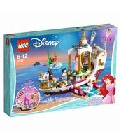 KLOCKI LEGO DISNEY PRINCESS UROCZYSTA ŁÓDŹ ARIEL 41153
