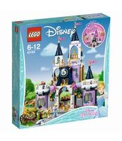 KLOCKI LEGO DISNEY PRINCESS WYMARZONY ZAMEK KOPCIUSZKA 41154