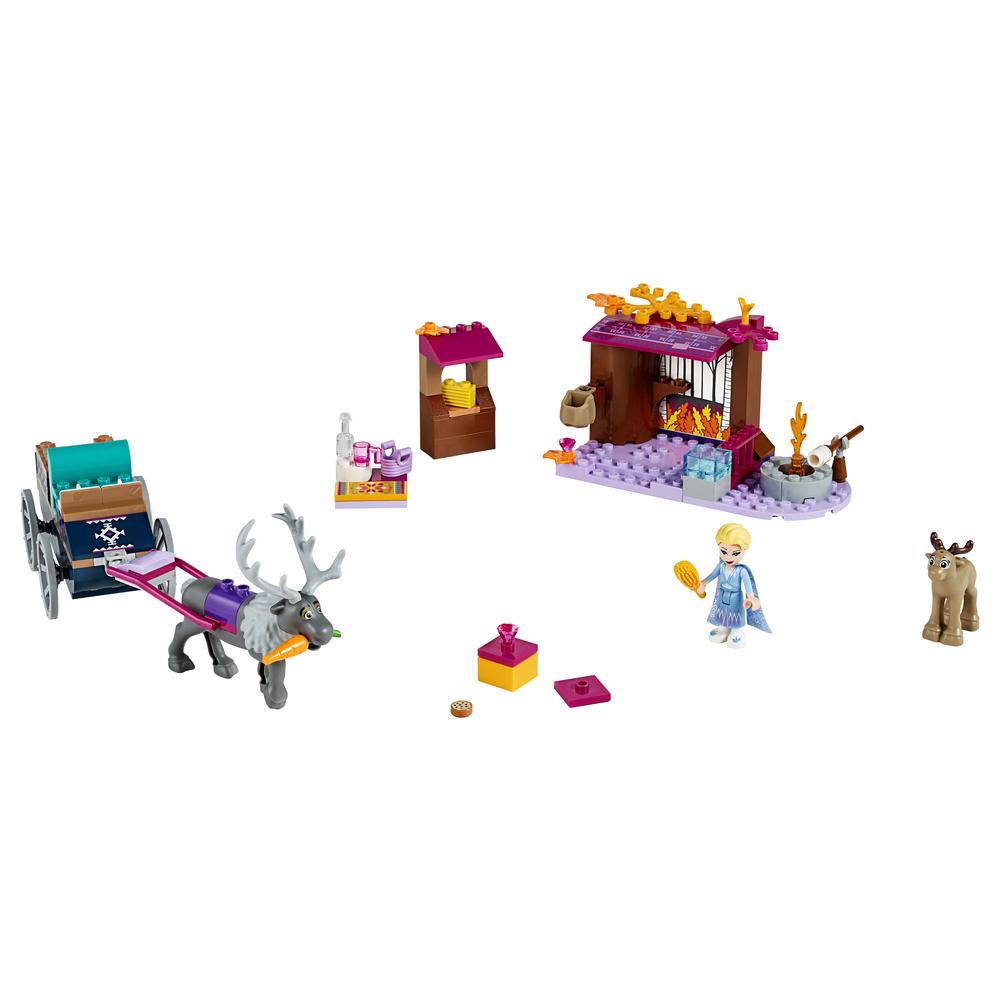 KLOCKI LEGO DISNEY PRINCESS WYPRAWA ELSY 41166