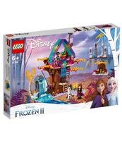KLOCKI LEGO DISNEY PRINCESS ZACZAROWANY DOMEK NA DRZEWIE 41164
