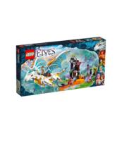 KLOCKI LEGO ELVES NA RATUNUNEK KRÓLOWEJ SMOKÓW 41179