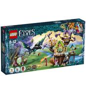 KLOCKI LEGO ELVES ATAK NIETOPERZY NA ELVENSTAR TREE 41196