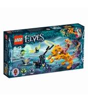 KLOCKI LEGO ELVES AZARI I SCHWYTANIE LWA OGNIA 41192