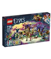 KLOCKI LEGO ELVES MAGICZNIE URATOWANI Z WIOSKI GOBLINÓW 41185